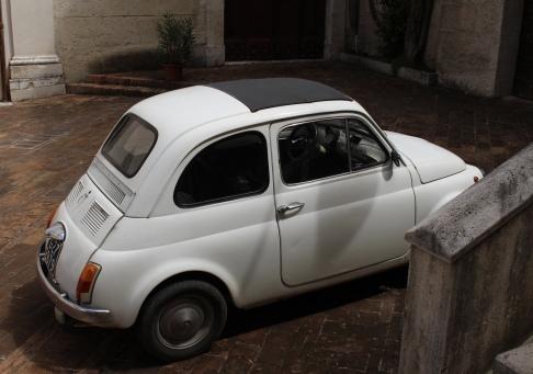 Fiat in Spoleto