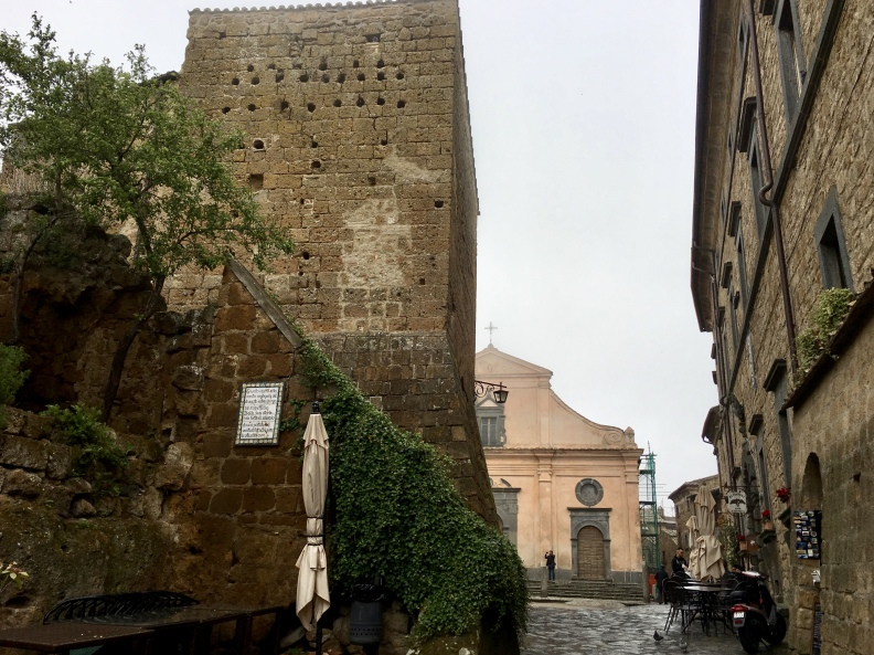 town church of Civita