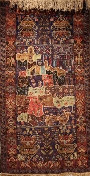 Rug with Map of Afghanistan, Acquired in Peshawar (Pakistan), 2006