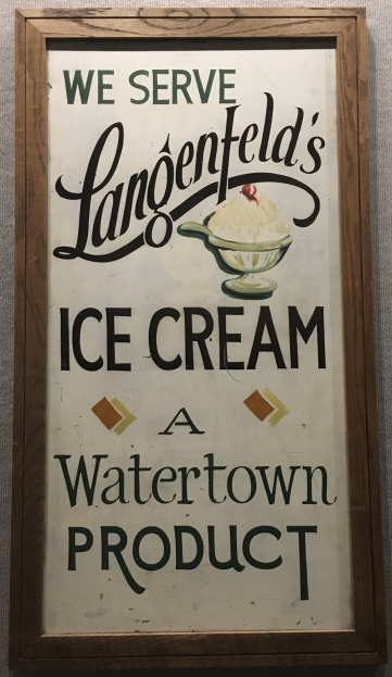 Langenfeld's Ice Cream: A Watertown Product