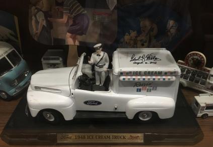 1948 ice cream truck
