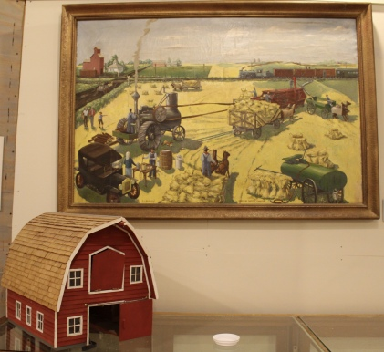 Bonanza Farms Exhibit