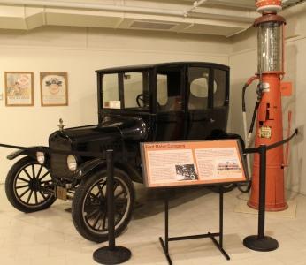 Rusk Auto Exhibit