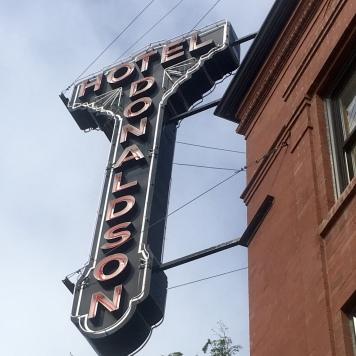 Hotel Donaldson, Fargo, North Dakota
