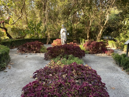 Biblical Garden at Magnolia Plantations & Gardens