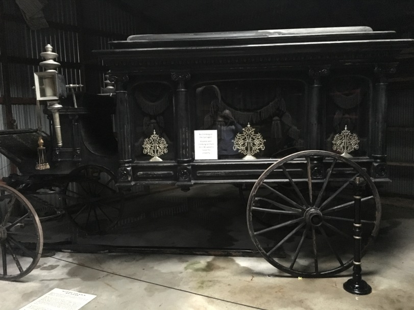 hearse - Horse Drawn Vehicles
