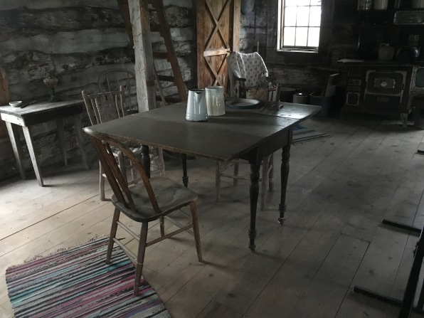 inside Fargo's First House