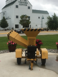 the wood chipper from Fargo