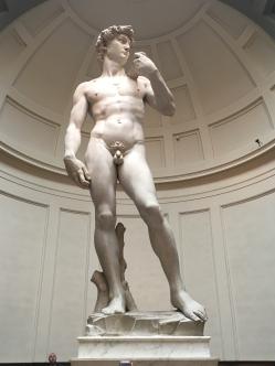 David at Accademia