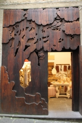wood carving shop