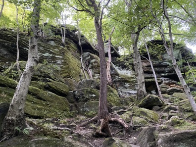 Ledges Trail at Cuyahoga Valley National Park