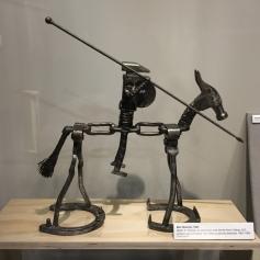 Dox Quixote, 1964