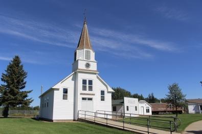 Ridgeway Luthern Church, built 1914-1915