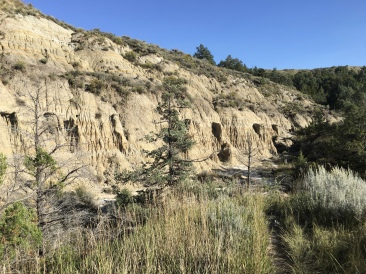 The Painted Canyon Nature Trail