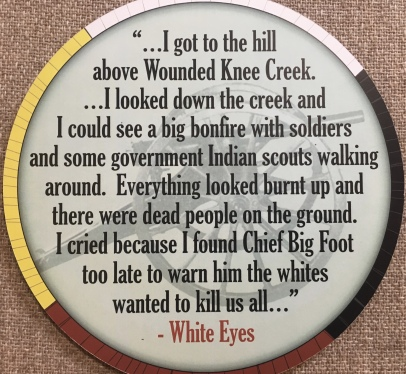 Wounded Knee Museum