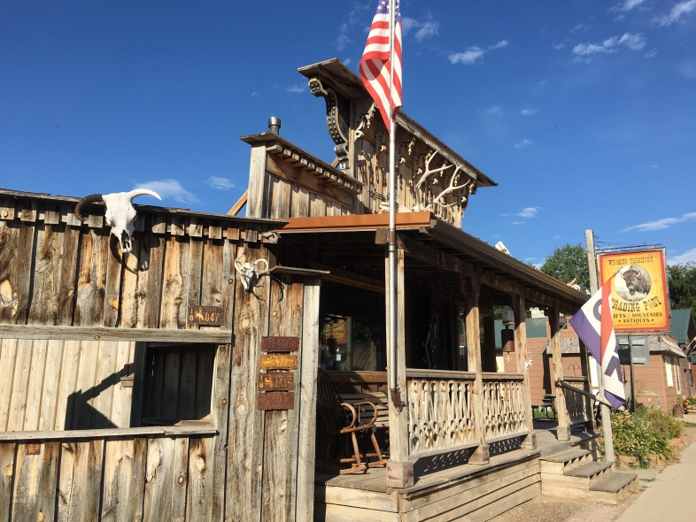 Wyoming Territory Trading Post