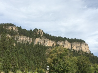 Spearfish Canyon National Scenic Byway
