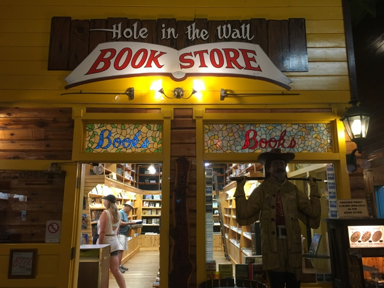 Book Store at Wall Drug
