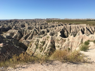 Big Badlands Overlook