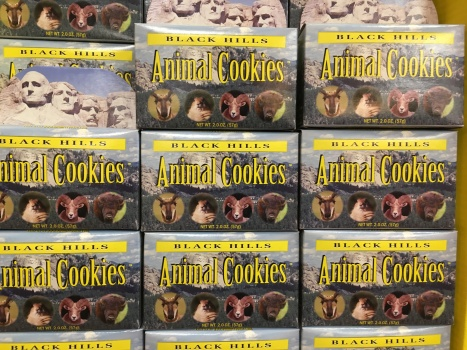 Animal Crackers at Wall Drug