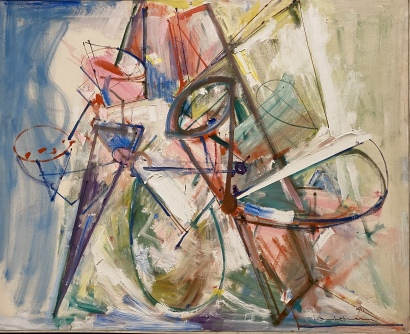Germania, 1951, Hans Hofmann