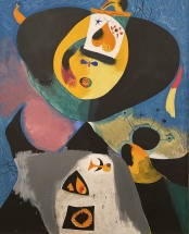 Portrait No. 1, 1938, by Joan Miró