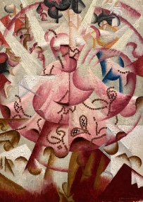 Dancer at Pigalle's, 1912, by Gino Severini