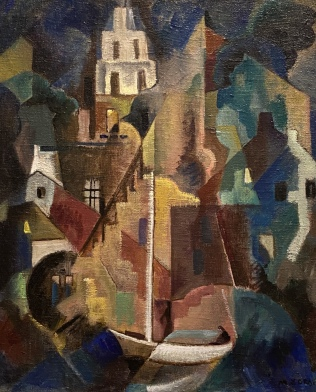 Provincetown, 1916, by Marguerite Thompson Zorach