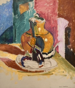 Yellow Pottery from Provence, 1905, by Henri Matisse
