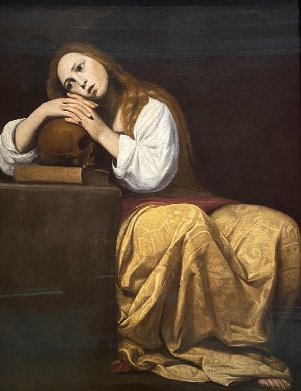 Saint Mary Magdalene, ca. 1625-35 by Giacomo Galli, known as Spadarino