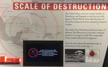 Scale of Destruction
