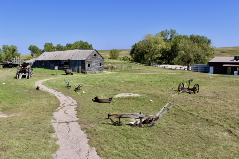 Prairie Homestead Historic Site