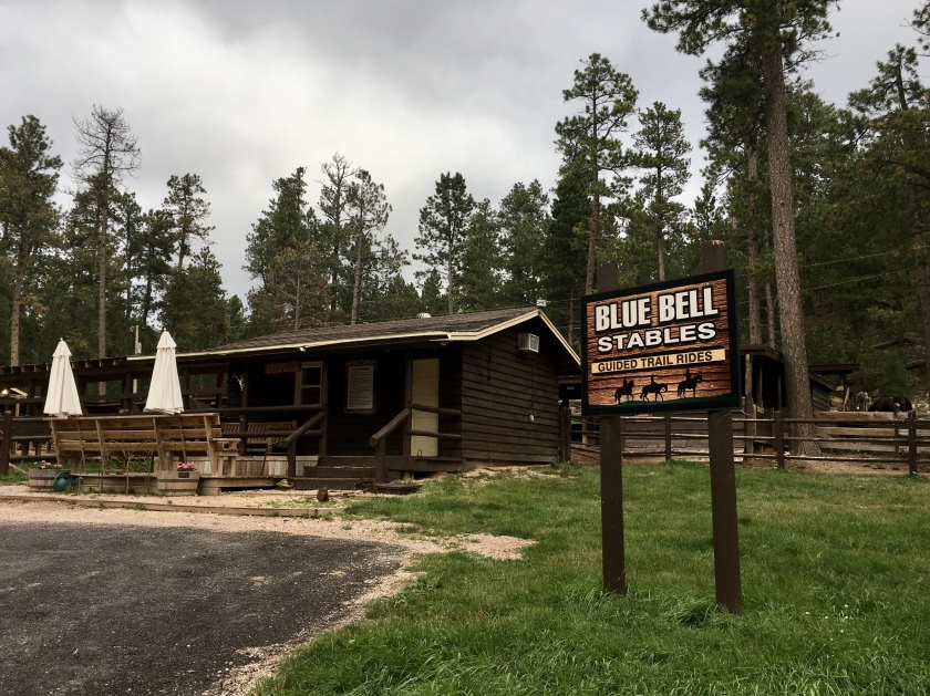 Blue Bell Lodge Stables