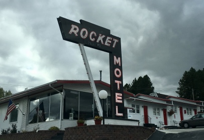 Rocket Motel in Custer, South Dakota