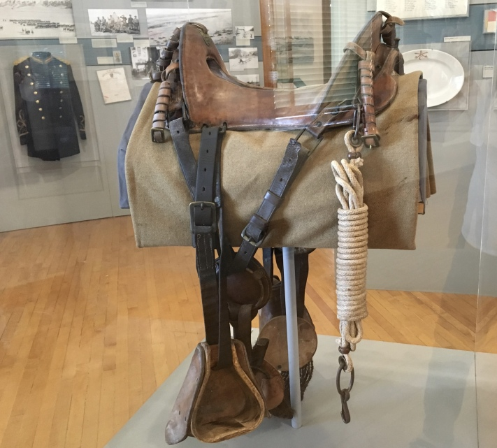 saddles for cavalry