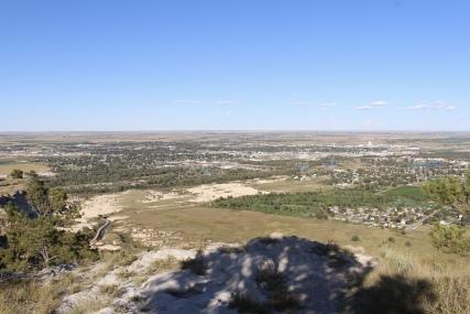 Scotts Bluff - North Overlook