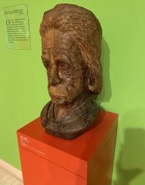 Albert Einstein by Fred Carter