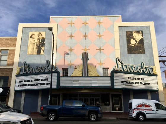 The Lincoln Theater