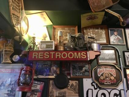 inside Sanford's Grub & Pub