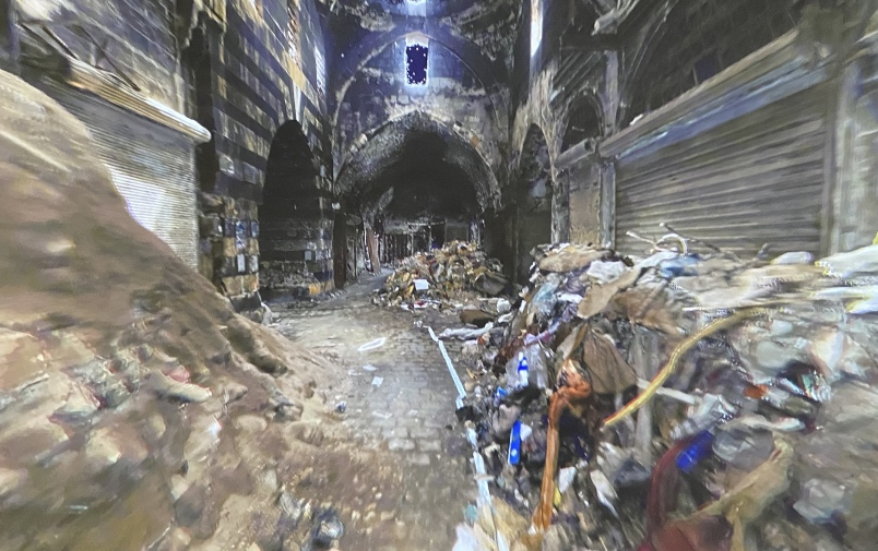 The Souks of Aleppo