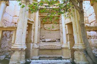 The Temple of Balshaamin, 1082