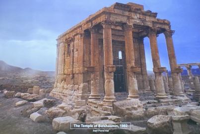 The Temple of Balshaamin, 1082