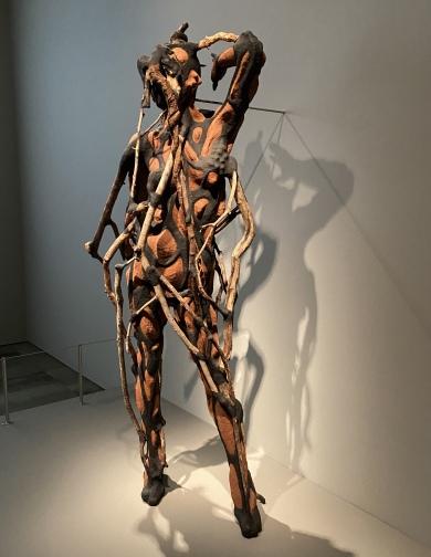 Tree Woman, 2016 by Wangechi Mutu