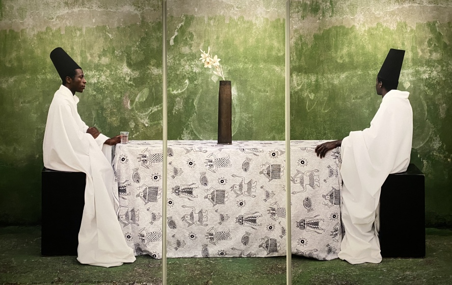 M-Eating, Sufi, 2013 by Maïmouna Guerresi (Pove del Grappa, Italy)