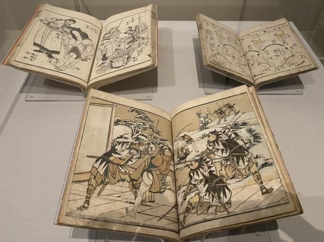 Hokusai's books