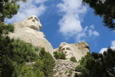 Mt. Rushmore National Memorial