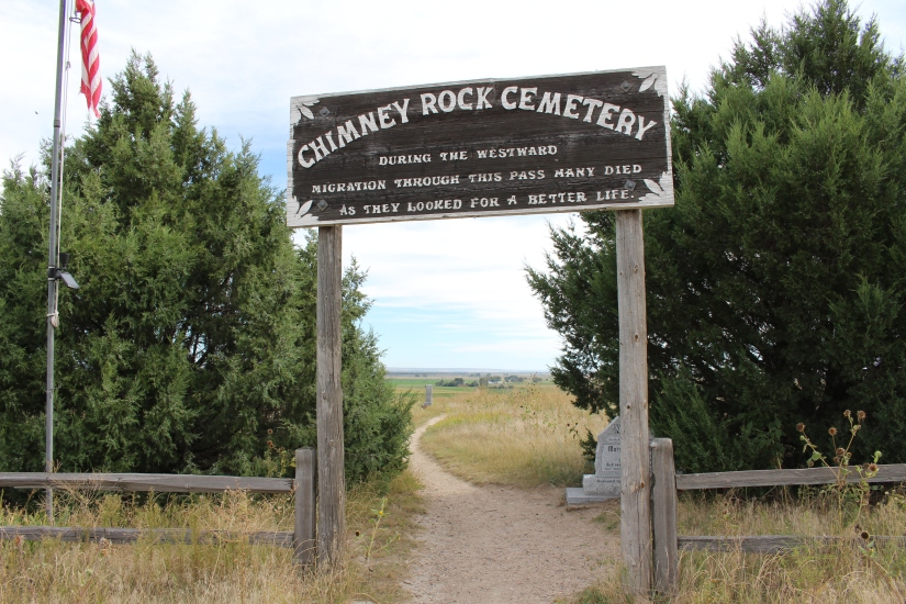 Chimney Rock Cemetery
