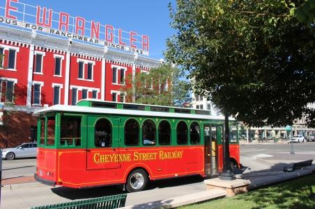 Cheyenne Street Trolley
