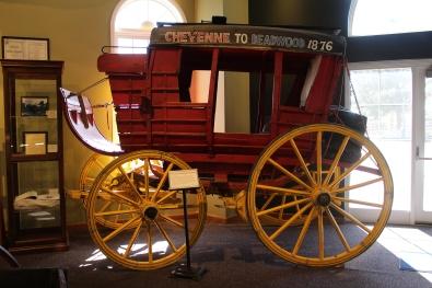 Western Passenger Wagon