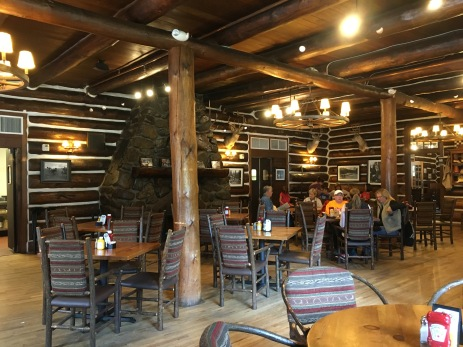 inside Blue Bell Lodge